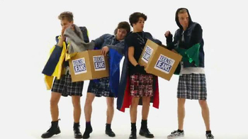 Do Something Organization TV Spot, 'Teens For Jeans' Featuring The Vamps
