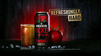 Redd's Wicked Apple Ale TV Spot, 'Scotch' - Thumbnail 8