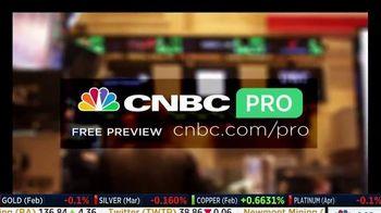 CNBC Pro TV Spot, 'Exclusive Content'