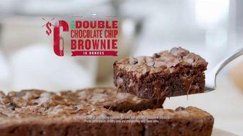 Papa John's Double Chocolate Chip Brownie TV Spot, 'Better Brownie'