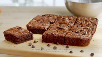 Papa John's Double Chocolate Chip Brownie TV Spot, 'Better Brownie' - Thumbnail 6