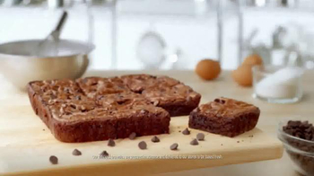 Papa John's Double Chocolate Chip Brownie TV Spot, 'Better Brownie' - Thumbnail 3