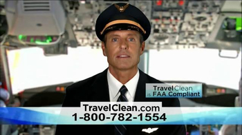 Travel Clean TV Spot, 'Stay Protected'