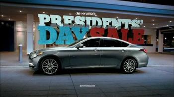Hyundai Presidents' Day Sales Event TV Spot, 'Monumental Savings'' - Thumbnail 2