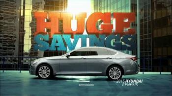 Hyundai Presidents' Day Sales Event TV Spot, 'Monumental Savings'' - Thumbnail 4