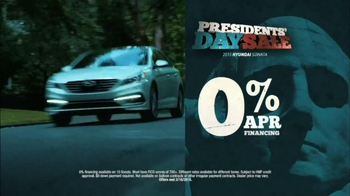 Hyundai Presidents' Day Sales Event TV Spot, 'Monumental Savings'' - Thumbnail 6