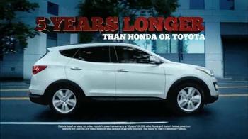 Hyundai Presidents' Day Sales Event TV Spot, 'Monumental Savings'' - Thumbnail 8