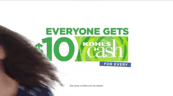 Kohl's Presidents' Day Sale TV Spot, 'Clothing for Kids and More' - Thumbnail 8