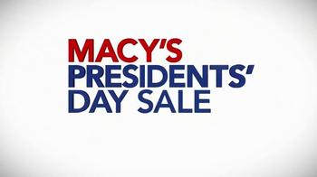 Macy's Presidents' Day Mattress Sale TV Spot, 'Final Closeout Mattresses' - Thumbnail 10