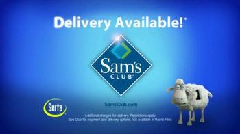 Sam's Club TV Spot, 'Special Mattress Offer' - Thumbnail 10
