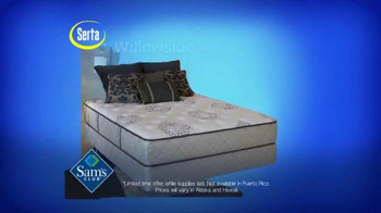 Sam's Club TV Spot, 'Special Mattress Offer' - Thumbnail 3