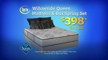 Sam's Club TV Spot, 'Special Mattress Offer' - Thumbnail 4