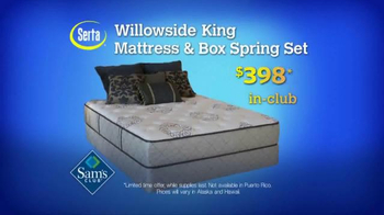Sam's Club TV Spot, 'Special Mattress Offer' - Thumbnail 5