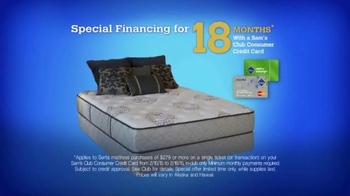Sam's Club TV Spot, 'Special Mattress Offer' - Thumbnail 7