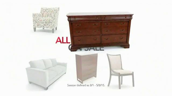 Macy's Presidents' Day Sale TV Spot, 'All Furniture On Sale' - Thumbnail 2