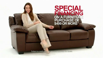 Macy's Presidents' Day Sale TV Spot, 'All Furniture On Sale' - Thumbnail 8
