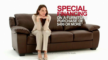 Macy's Presidents' Day Sale TV Spot, 'All Furniture On Sale' - Thumbnail 9