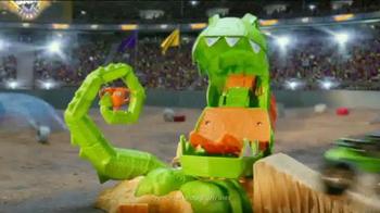 Hot Wheels Monster Jam Dragon Blast Track Set TV Spot, 'Push the Limits' - Thumbnail 5