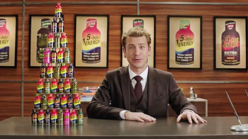 5 Hour Energy TV Spot, 'Flavor Pyramid'