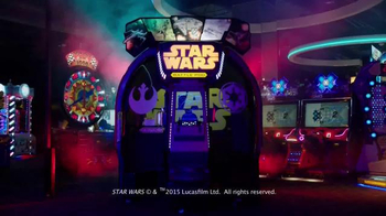 Dave and Buster's TV Spot, 'Star Wars Battle Pod' - 935 commercial airings