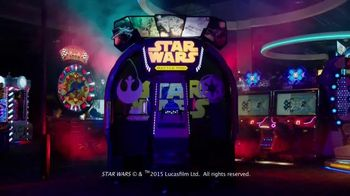Dave and Buster's TV Spot, 'Star Wars Battle Pod'