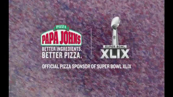 Papa John's TV Spot, 'Congratulations to the New England Patriots' - Thumbnail 8
