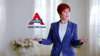 Atkins Endulge TV Spot, 'Enjoy the Sweetness' Featuring Sharon Osbourne - Thumbnail 7