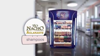 Tío Nacho Anti-Caida y Aclarante Champú TV Spot, 'Hermoso' [Spanish] - Thumbnail 10