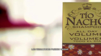 Tío Nacho Anti-Caida y Aclarante Champú TV Spot, 'Hermoso' [Spanish] - Thumbnail 5