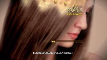 Tío Nacho Anti-Caida y Aclarante Champú TV Spot, 'Hermoso' [Spanish] - Thumbnail 7