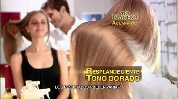 Tío Nacho Anti-Caida y Aclarante Champú TV Spot, 'Hermoso' [Spanish] - Thumbnail 8