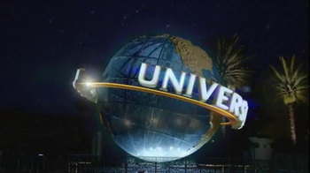 Universal Orlando Resort TV Spot, 'It Just Got Real!' Song by KONGOS - Thumbnail 9