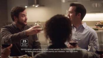IKEA TV Spot, 'In the Kitchen' - Thumbnail 6