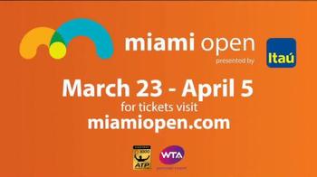 ATP World Tour TV Spot, '2015 Miami Open' - Thumbnail 9