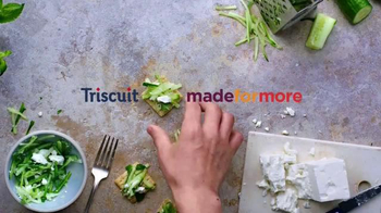 Triscuit TV Spot, 'Made for More' - Thumbnail 9