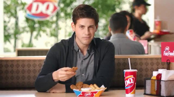 Dairy Queen Chicken Strip Basket TV Spot, 'Big' - Thumbnail 1