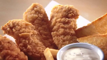 Dairy Queen Chicken Strip Basket TV Spot, 'Big' - Thumbnail 7