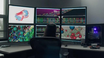 Microsoft Cloud TV Spot, 'Empowering Cancer Research' - Thumbnail 2