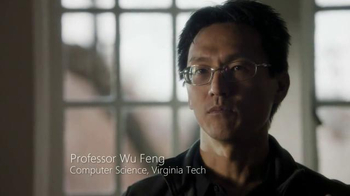 Microsoft Cloud TV Spot, 'Empowering Cancer Research' - Thumbnail 4
