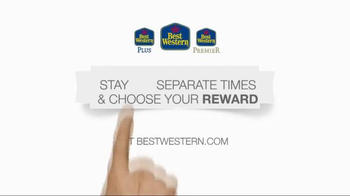 Best Western TV Spot, 'Stay Two Separate Times for Your Reward' - Thumbnail 1