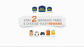 Best Western TV Spot, 'Stay Two Separate Times for Your Reward' - Thumbnail 3