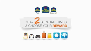 Best Western TV Spot, 'Stay Two Separate Times for Your Reward' - Thumbnail 4