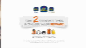 Best Western TV Spot, 'Stay Two Separate Times for Your Reward' - Thumbnail 8