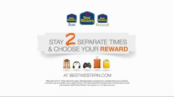 Best Western TV Spot, 'Stay Two Separate Times for Your Reward' - Thumbnail 9