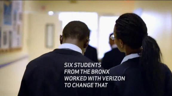 Verizon TV Spot, 'Create History: Assembly' - Thumbnail 5