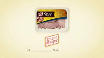 Oscar Mayer Carving Board TV Spot, 'Happy Holidays' - Thumbnail 10