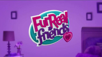 FurReal Friends Lil' Big Paws TV Spot, 'Play Peek-a-boo and More' - Thumbnail 1