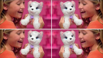 FurReal Friends Lil' Big Paws TV Spot, 'Play Peek-a-boo and More' - Thumbnail 3