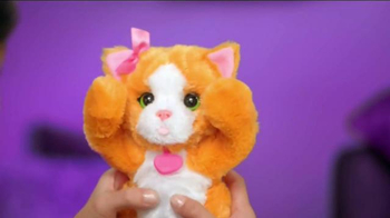 FurReal Friends Lil' Big Paws TV Spot, 'Play Peek-a-boo and More' - Thumbnail 5