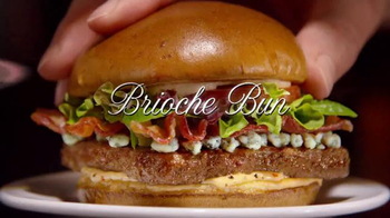 Wendy's Bacon & Blue on Brioche TV Spot, 'Fancy-ish'